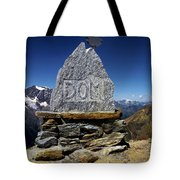 Statue The Dom Tote Bag