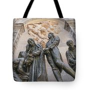 Statues Tote Bag