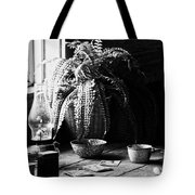 Stay In Pane  Tote Bag
