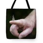 Stay In Touch Tote Bag