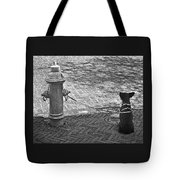 Stay Or Go Tote Bag