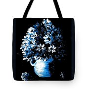 Staying In The Light Tote Bag