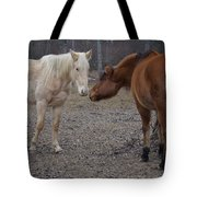 Staying In Touch Tote Bag