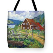 Ste-rose Du Nord Tote Bag