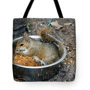 Stealing Food Tote Bag
