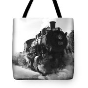 Steam And Iron Tote Bag
