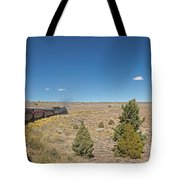Steam Engine 489 At The Lava Tank On The Cumbres And Toltec Scenic Railroad Tote Bag