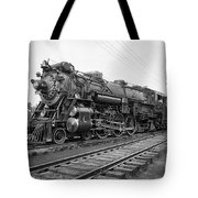 Steam Locomotive Crescent Limited C. 1927 Tote Bag by Daniel Hagerman