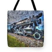 Steam Locomotive No 606 Tote Bag