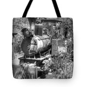 Steam Locomotive Old West V3 Tote Bag