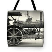 Steam Power Tractor Tote Bag