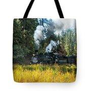 Steam Train 2 Tote Bag