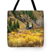 Steam Train 5 Tote Bag