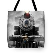 Steam Train Dream Tote Bag