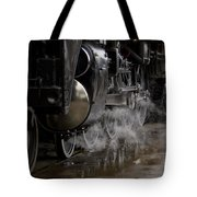Steam Wheels Tote Bag