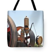 Steam Whistle Tote Bag