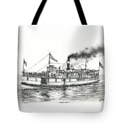 Steamboat Reliance Tote Bag
