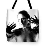 Steamed Glass Tote Bag