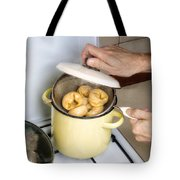 Steamed Pelmeny Tote Bag