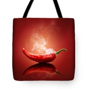 Steaming Hot Chilli Tote Bag