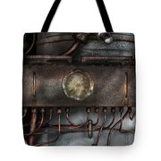 Steampunk - Connections   Tote Bag