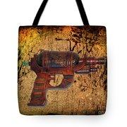 Steampunk - Gun - Ray Gun Tote Bag