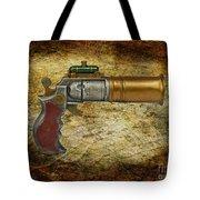 Steampunk - Gun - The Ladies Gun Tote Bag