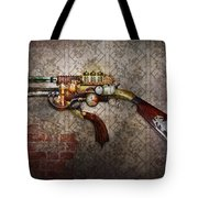 Steampunk - Gun - The Sidearm Tote Bag
