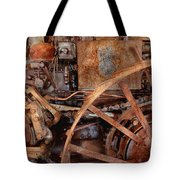 Steampunk - Machine - The Industrial Age Tote Bag