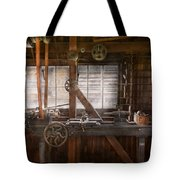 Steampunk - Machinist - My Tinkering Workshop  Tote Bag