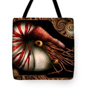 Steampunk - Nautilus - Coming Out Of Your Shell Tote Bag