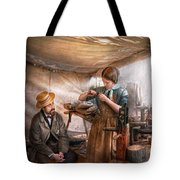 Steampunk - The Apprentice Tote Bag