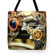 Steampunk - The Mask Tote Bag