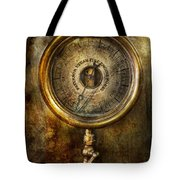 Steampunk - The Pressure Gauge Tote Bag