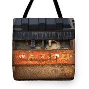 Steamroller Tote Bag