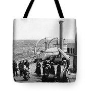 Steamship 1914 Tote Bag
