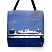 Steamship Authority Ferry Tote Bag