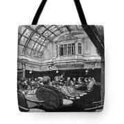 Steamship: Saloon, 1890 Tote Bag