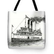 Steamship Tacoma Tote Bag