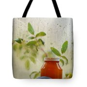 Steamy Window Tote Bag by Pamela Patch