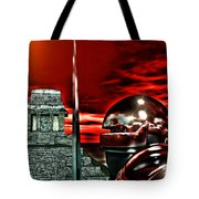 Steel And Faith Tote Bag