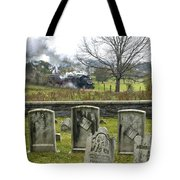 Steel And Stone Tote Bag