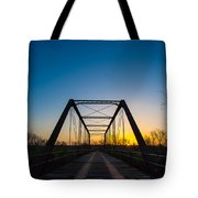 Steel Bridge Tote Bag