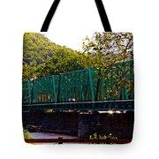 Steel Bridge Tote Bag