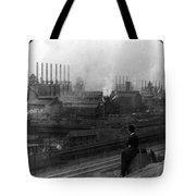 Steel Factory, C1907 Tote Bag