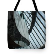 Steel Ribs Tote Bag