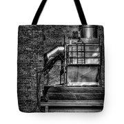 Steel Vents Tote Bag