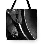Steel Wheel I Tote Bag