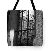 Steel Window Tote Bag