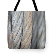 Steel Wire Tote Bag